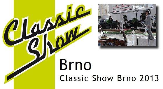 Classic Show Brno 2013 - Články