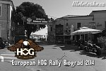 European HOG Rally Biograd 2014