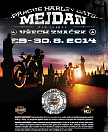 Prague Harley Days Mejdan